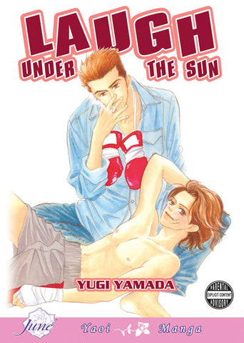 Laugh Under the Sun - June Manga