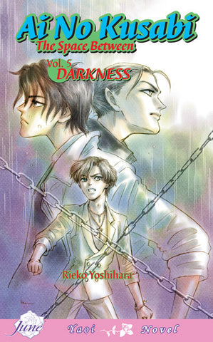 Ai no Kusabi Vol. 5: Darkness - June Manga