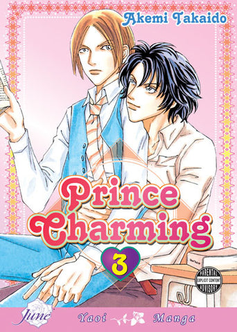 Prince Charming Vol. 3 - June Manga
