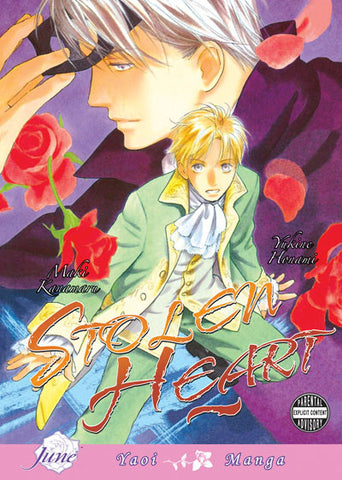 Stolen Heart - June Manga