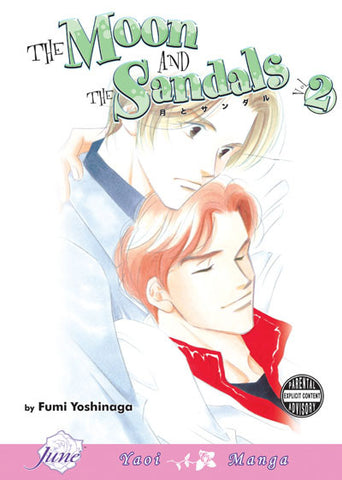 The Moon and Sandals Vol. 2 - June Manga