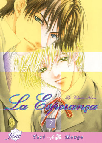 La Esperanca Vol. 7 - June Manga