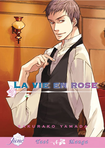 La Vie en Rose - June Manga