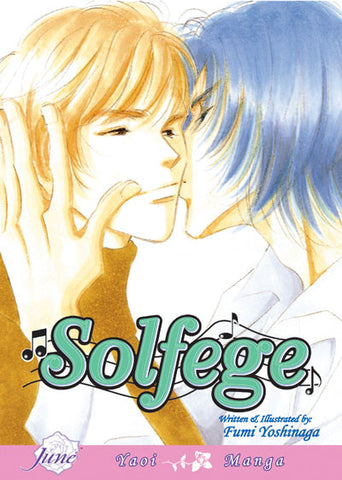 Solfege - June Manga