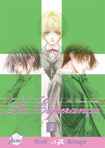 La Esperanca Vol. 4 - June Manga