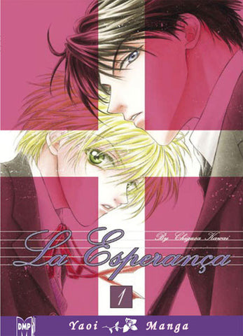 La Esperanca Vol. 1 - June Manga
