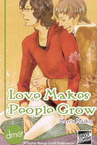 Love Makes People Grow - June Manga