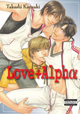 Love+Alpha - June Manga