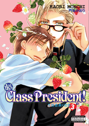 Hey, Class President! Vol. 3 - June Manga