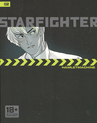 STARFIGHTER Chapter 2 - June Manga