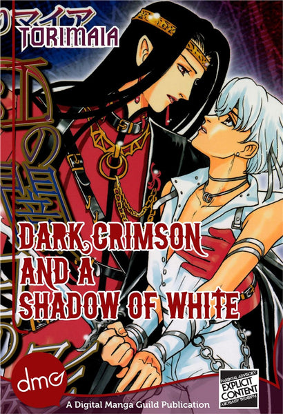 Dark Crimson And A Shadow Of White - June Manga