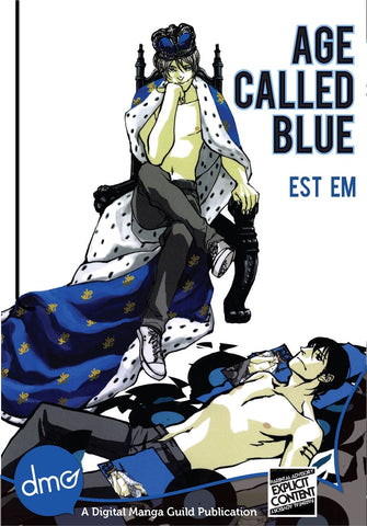 Age Called Blue - June Manga