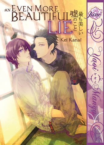 An Even More Beautiful Lie - June Manga