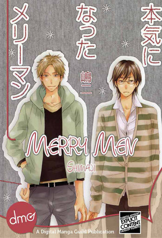 Merry Man - June Manga