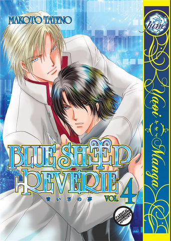 Blue Sheep Reverie Vol. 4 - June Manga