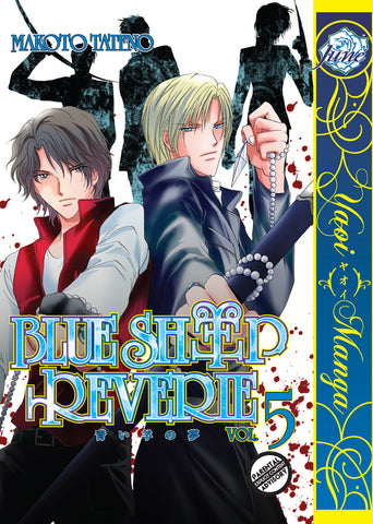 Blue Sheep Reverie Vol. 5 - June Manga
