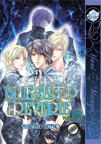 Blue Sheep Reverie Vol. 6 - June Manga