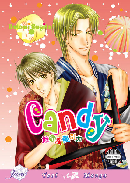 Candy - June Manga