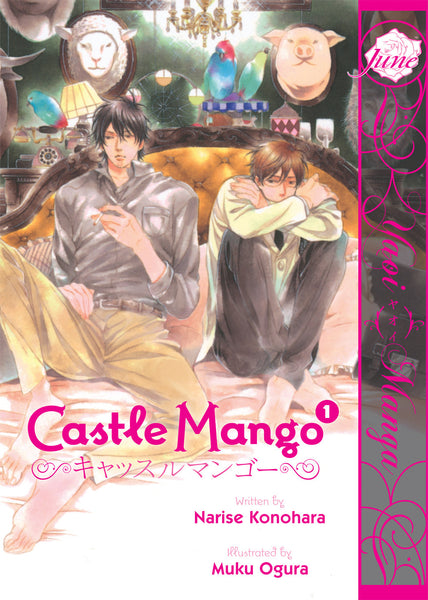 Castle Mango Vol. 1 - June Manga