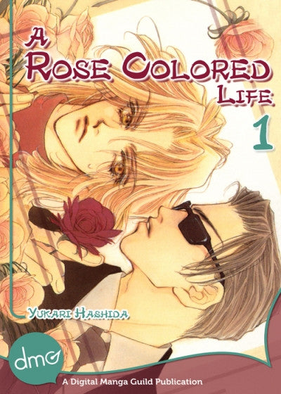 A Rose Colored Life Vol. 1 - June Manga