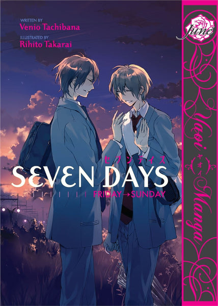 Seven Days: Friday-Sunday - June Manga