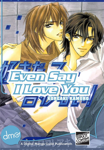 Even Say I Love You - June Manga