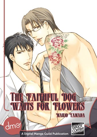 The Faithful Dog Waits for Flowers - June Manga