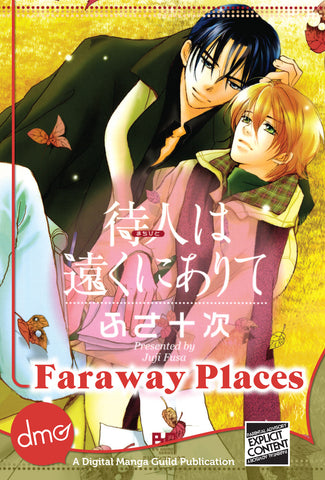 Faraway Places - June Manga