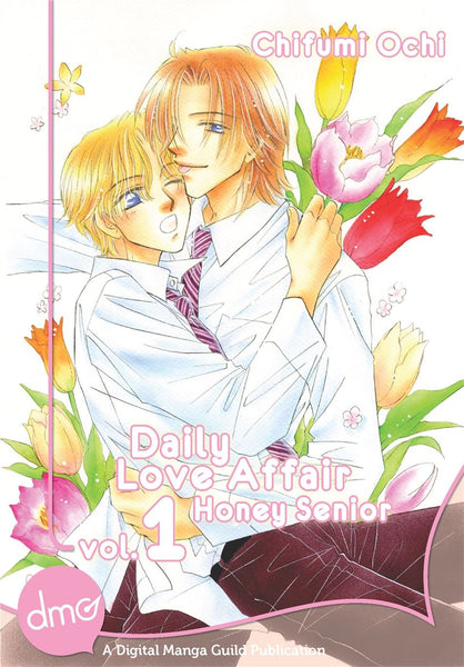 Daily Love Affair Vol. 1: Honey Senior - June Manga