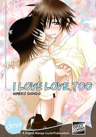 I Love Love, Too - June Manga