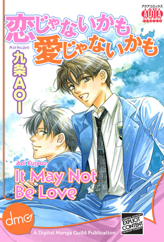 It May Not Be Love - June Manga