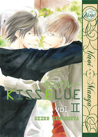 Kiss Blue Vol. 2 - June Manga