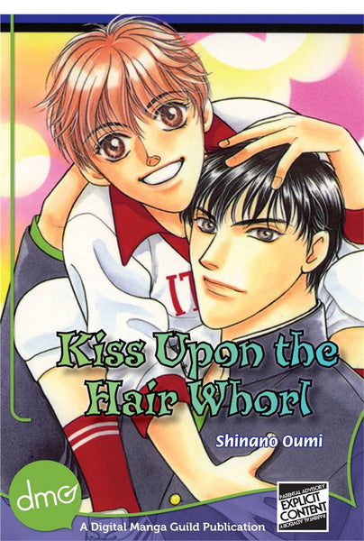 Kiss Upon The Hair Whorl - June Manga