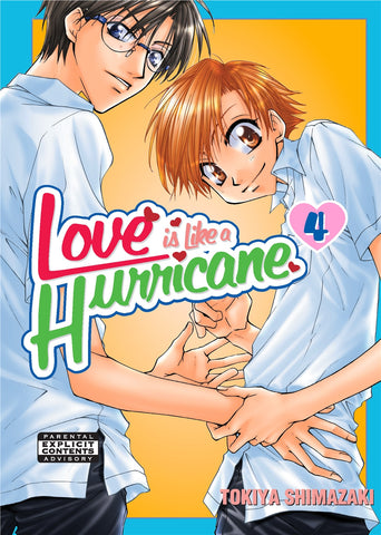 Love is Like a Hurricane Vol. 4 - June Manga