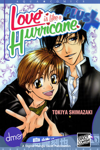 Love Is Like A Hurricane PLUS - June Manga