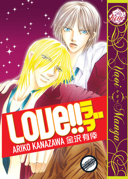 Love!! - June Manga