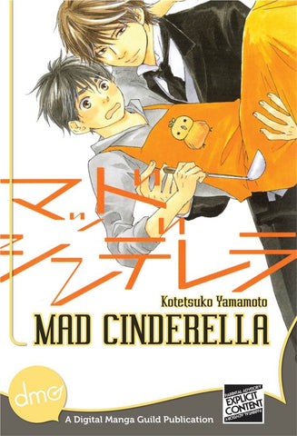 Mad Cinderella - June Manga