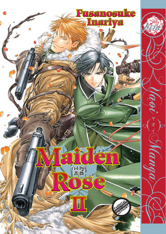 Maiden Rose Vol. 2 - June Manga