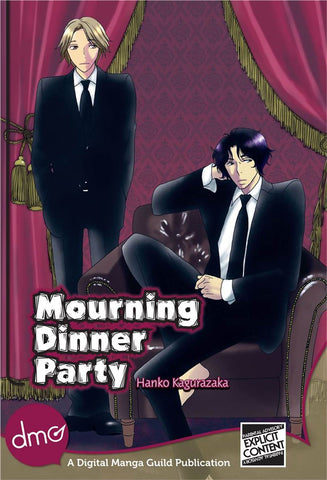 Mourning Dinner Party - June Manga