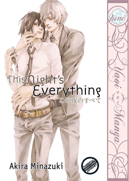 This Night's Everything - June Manga