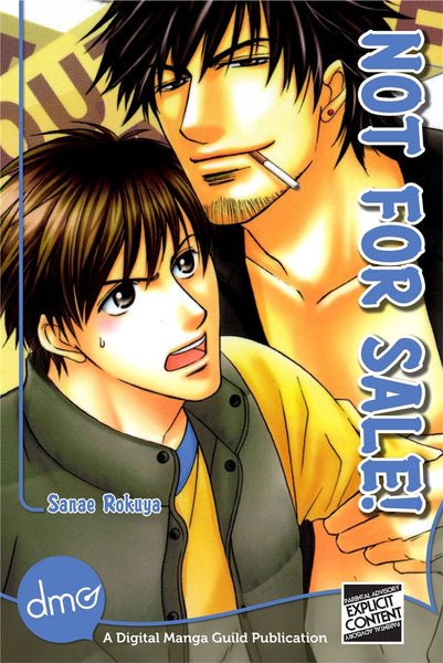 NOT FOR SALE! - June Manga