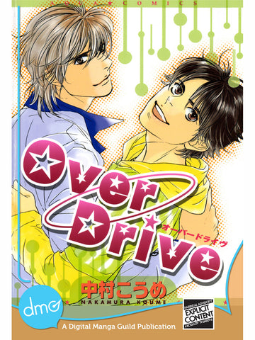 OverDrive - June Manga
