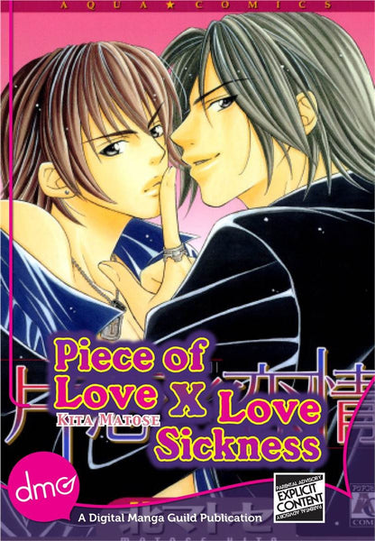 Piece of Love x Love Sickness - June Manga