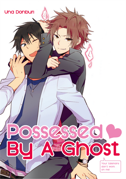 Possessed by a Ghost - June Manga