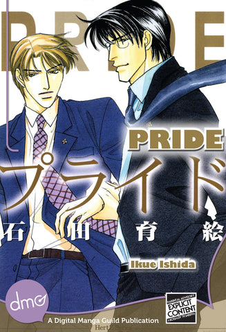 Pride - June Manga