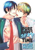 Pure Love's Sexy Time Vol. 1 - June Manga