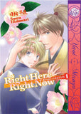 Right Here, Right Now! Vol. 1 - June Manga