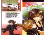 Love Is Like A Hurricane Vol. 1 - June Manga