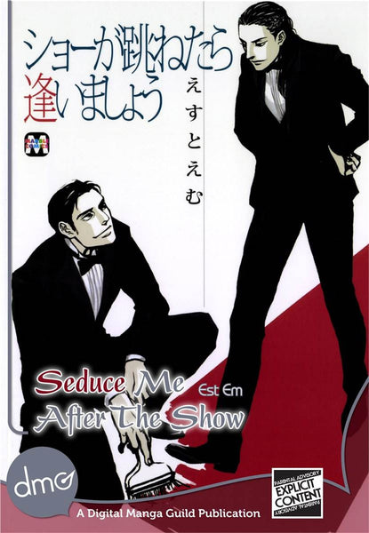 Seduce Me After The Show - June Manga