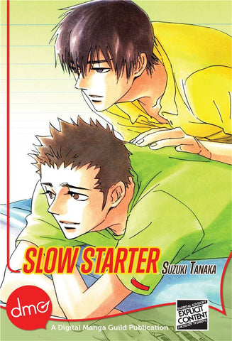 Slow Starter - June Manga